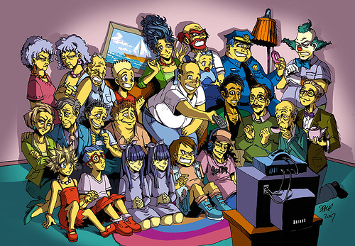 Simpsons Web Adventures