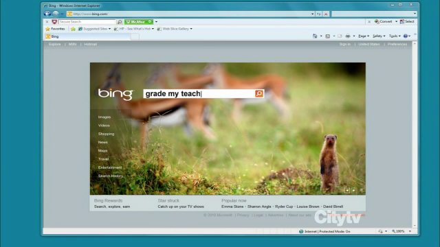Bing bei How I Met Your Mother