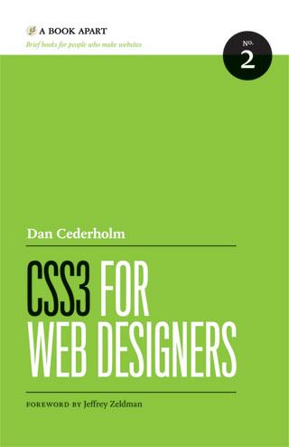 Dan Cederholm – CSS3 for Web Designers