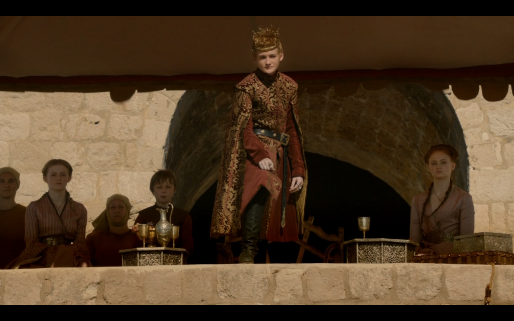 "Joffrey ""The Asshole"" Baratheon"