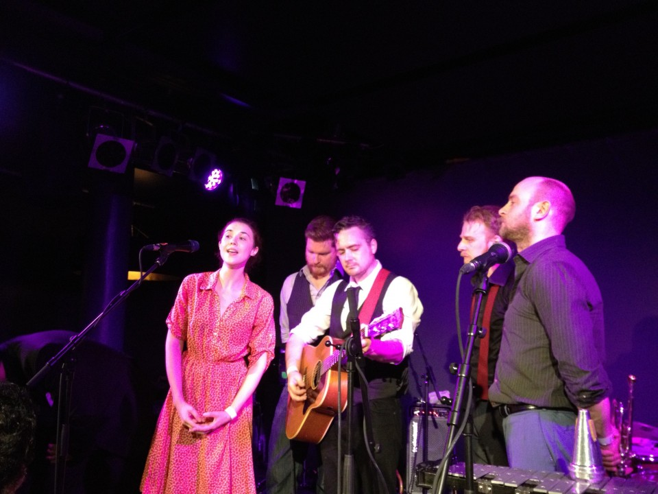 Lisa Hannigan Live in Vienna 3/5