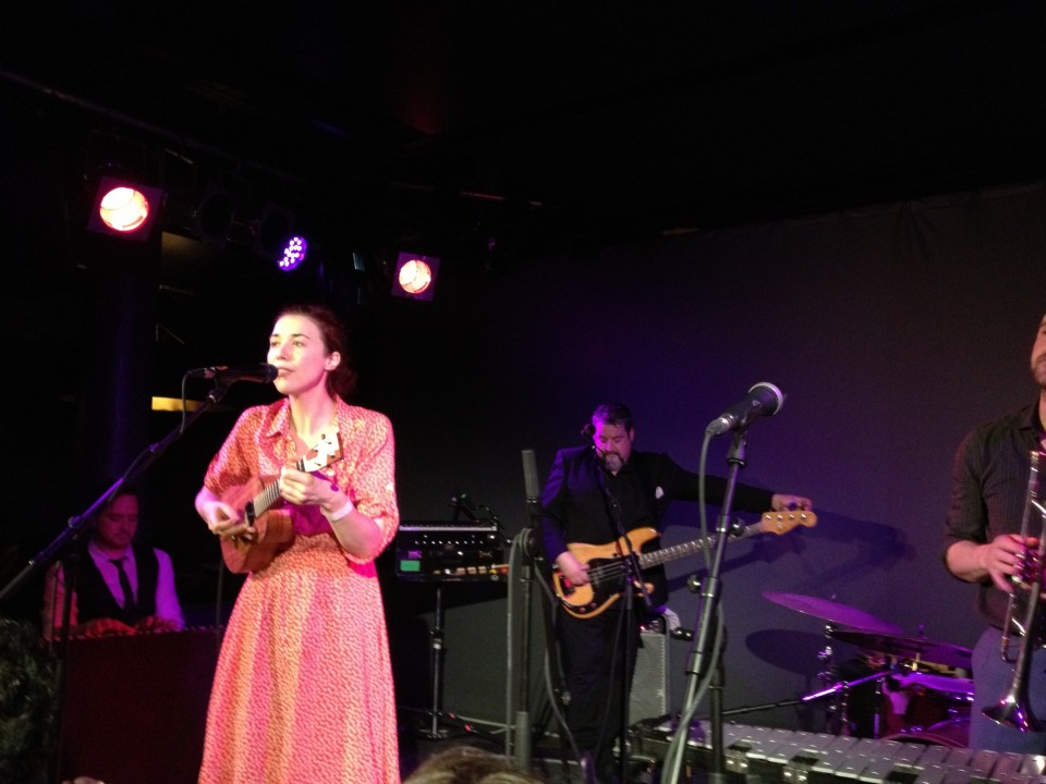 Lisa Hannigan Live in Vienna 4/5