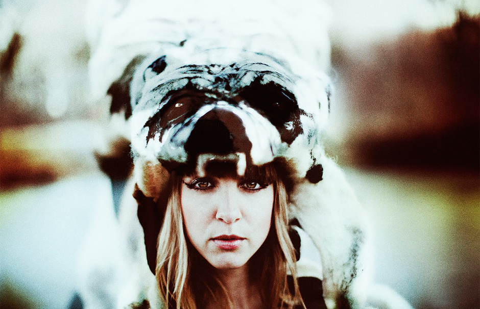 Laura Burhenn from The Mynabirds.