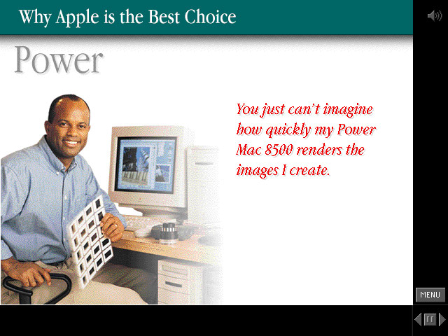 Why Apple is the Best Choice