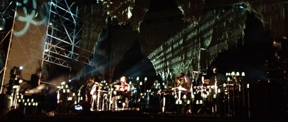 Bon Iver (Live at Arena on August 1 2012) Photo 5