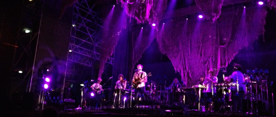 Bon Iver (Live at Arena on August 1 2012) Photo 4