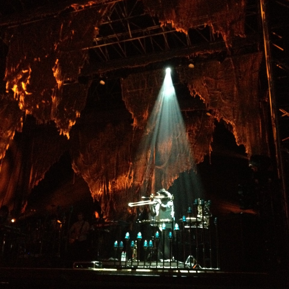 Bon Iver (Live at Arena on August 1 2012) Photo 3